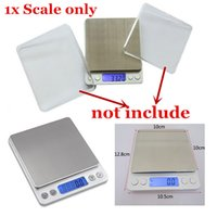 Wholesale Postal Scale Digital Shipping - Free shipping Holesale Hot Sale! 3000g 0.1g Kitchen Digital Scale LCD Electronic Balance Food Weight Postal Scale