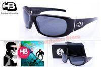 Wholesale Evoke Blue - 2015 Hot sale Hb Hot Buttered G-tronic Brand designer Oculos De Sol Mens Sports Gafas Evoke sunglasses with original box