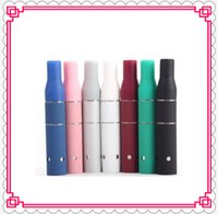 Wholesale Ego G5 Atomizer - Ago G5 atomizer dry herb wax Vaporizer E-Cigarette Atomizer tank fit for ego EVOD AGO E-Cigarette battery Free Shipping