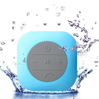 Wholesale portable speakers for mobiles for sale - Group buy New Style CBP Speakers Bluetooth Button Control Mini Portable Wireless Sucker Speaker For iPad Tablet PC Mobile Phone DHL Free MIS118