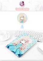 Wholesale Ipad Mini Girl - iPad Case Flower Girls New Design Holder Case Cover For iPad 2 3 4 iPad Air 5 6 iPad Mini