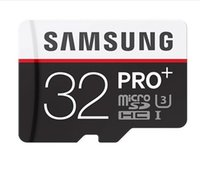 DHL shipping 8G / 16GB / 32GB / 64GB / 128GB / 256GB Samsung PRO + micro SD Card Class10 / Tablet PC TF-карта C10 / карта памяти / SDXC-карта 90MB