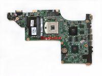 dv6 intel al por mayor-para HP DV6 DV6T DV6-3000 Series 592816-001 DDR3 Laptop Motherboard, placa base, funcionamiento perfecto