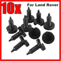 Wholesale 10 x Door Panel Trim Clips For Land Rover Discovery Freelander Range P38 MWC9134