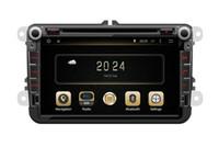 Wholesale Vw Eos Radio - Android 7.1 Car DVD Player GPS Navigation for VW Volkswagen Passat Polo EOS Golf Jetta TouranTiguan Beetle Scirocco w  Radio BT Stereo