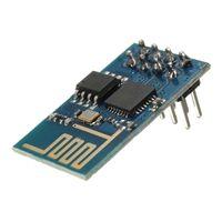 dvd 18 оптовых-Новое Поступление ESP8266 UART Последовательный беспроводной модуль Wi-Fi Приемопередатчик Получить LWIP для AP + STA EPS-1 заказ $ 18 нет трек