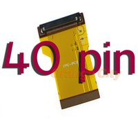 Wholesale Original Nintendo Cable - Original DIY Modified Highlight Version SP LCD Ribbon Cable Highlighted Ribbon Cable 40 pin for Nintendo GBA 40pins 40PIN