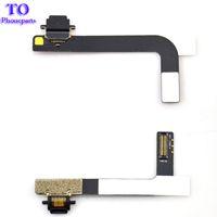 reemplazo del conector de base ipad al por mayor-Reemplazo del cable flexible para el iPad 4 Envío gratuito