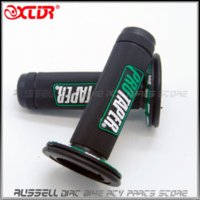 Wholesale Dirt Bike Gear Lever - CNC gear lever & CNC Fuel Tank cap & Pro Taper handle grip 22mm 7 8 handlebar for dirt pit bike Green set