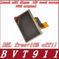 Wholesale Launch X431 Top Price - Wholesale-2012 Top-Rated 100% original Launch x431 diagun LCD touch screen with lowest price+free shipping(wholesale or retail)