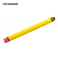 Wholesale Nexus Stylus Pen - Wholesale-Pro Fine Point Retro Style Metal Pencil Stylus Touch Pen for iphone Nexus Galaxy Tablets Kindle Fire and any other Android phone