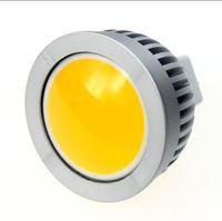 Wholesale Led E27 Lm - CE ROHS UL CSA Newest COB 9W GU10 E27 E26 GU5.3 Led Spot Light Bulb 600 LM MR16 12V Dimmable Cool Warm White Led Downlight Lamp 110-240V 12V