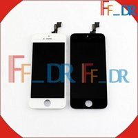 Wholesale Iphone Lcd Low Price - Low Price Lcd for Iphone 5s Screen lcd assembly Online Seller Free Shipping wiith Flam Full Assembly