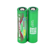 Wholesale G Fedex - AAAA Quality 18650 Battery G Power 2500mah Li-ion Battery For Vape Free Shipping By Fedex Box Mod 150w Mod Vs Vtc5 18650 Batterye