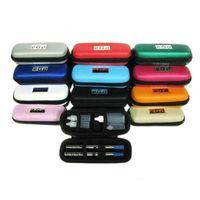 Wholesale Cheap Cigarettes Cases - ego zipper case Cheap eGo Zipper Carrying Case for ego Electronic Cigarette kit Small Size Middle size Big Size Various Colors