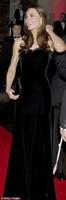 Wholesale Kate Middleton Fashion Style - Kate Middleton Style Drees With Trumpet Mermaid Sweetheart Neckline Floor-Length velvet Sleeveless Little BlackDresses Evening Wear#LL900002