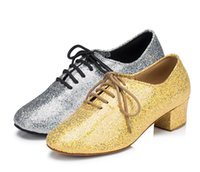 Wholesale Latin Dance Shoes Brands - 2017 new Brand Women's Latin dance shoes soft outsole female adult ballroom dancing shoes