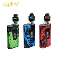 Wholesale 100 Original Aspire Typhon Revvo Kit W with Buit in Battery mah Revvo Sub Ohm Tank Cigarrillo Electronico from Skey