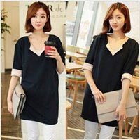 Wholesale Dresses For Chubby - 2015 Hot sale free shipping shchool form korean style big size women mini dresses dress for chubby girls black sweet XL 2XL 3XL
