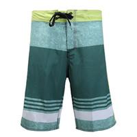 Wholesale Mens American Swimwear - New Summer 2018 Mens Shorts Phantom Bermuda Surf Boardshorts Swim Trunks Quick Dry Beach Short Homme Swimwear Elastic