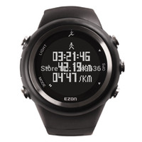 Wholesale Ezon Watches - Free Shipping 2015 EZON Hot Selling Men Sports Watches GPS Time Outdoor Running Casual Sports Watches For Men T031