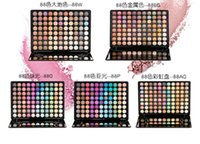 Wholesale Makeup 88 Colors - 88 color eye shadow pearl matte earth nude makeup eye shadow disc eye shadow beauty