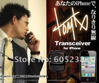 Wholesale Transceiver Iphone - Wholesale-New arrival Free shipping Transceiver for iPhone