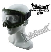 Wholesale Motocycle Glasses - Wholesale-Hot Sale CS outdoor essential tactical Goggle lens goggles eye protective glasses For Wargame Motocycle Free shipping
