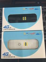 Wholesale Unlocked Wireless Broadband Modem - Wholesale- Mobile Broadband UNLOCKED ZTE MF831 Cat4 LTE 4G USB modem white replace MF823