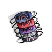 ingrosso fascia di foulard nera-2018 Cycling MaskCamo Shark viola rosso blu squalo maschere moda maschera uomini donne facemask street style spedizione gratuita
