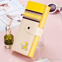 sports stock photos - Candy color Wallets Clutch Checkbook Clip Change Bag Wallet Cute Cartoon Animal Love Purse IN STOCK B160