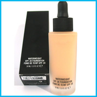 1 pa lighting - HOT NEW Makeup Face Studio Waterweight SPF PA Foundation Fond de teint ML High Quality