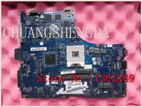 Wholesale Gt1 Laptop - Wholesale-for lenovo y500 QIQY6 LA-8692P laptop motherboard with NVIDIA N13P-GT1-A2 graphics card 100% fully tested
