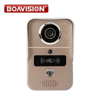 1.0MP Wifi Video Doorbell Outdoor Full Duplex Talk Wireless Door Phone Intercom Suporte Alarm Remote Desbloquear iPhone Android View