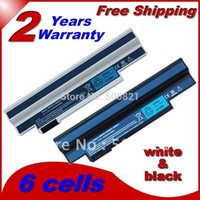 Wholesale Acer Aspire Ao533 - Free shipping- 6 cells Laptop Battery For Acer Aspire One 532h 533 AO533 NAV50 Series 532h-2067 532h-R123 532h-CPR11 532h-CBW123G 533-13897