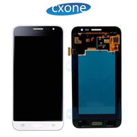 Wholesale Screen Galaxy Y - Good Quality Prime For Samsung Galaxy J3 J320 F P M Y LCD Display Touch Screen Digitizer Assembly Repair Part Free Shipping