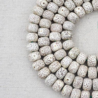 Wholesale Seed Beaded Bracelets - Buddhist Prayer Beads Xingyue Pu Tizi DIY Bodhi Seed mala prayer beads 8mm108 bracelet wrist beads beads strands 6x8mm 110pcs lot