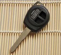 Wholesale Rubber Key Pad - KL114 SUZUKI JIMNY VITARA SWIFT IGNIS ALTO 2 BUTTON REMOTE KEY FOB SHELL RUBBER PAD high quality