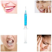 Wholesale Tooth Desensitizing Gel - 1pcs Tooth Care Desensitizing Gel Tooth Wear Tooth Whitening Potassium Nitrate Anti Allergy Lucid Syringe