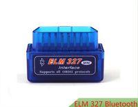 Wholesale Code Piece Audi - (20 Pieces Lot) Super Mini ELM327 Bluetooth MINI ELM327 V2.1 ELM 327 OBDII   OBD2 Auto Code Reader FREE SHIPPING