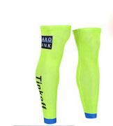 Wholesale Saxo Bank Leg - Wholesale-2015 Tinkoff SAXO BANK winter Thermal Fleece New Brand Bike Leg Sleeve   MTB Bicycle Leg Warmers Winter Cycling Leg Warmer