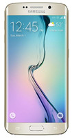 rand lte großhandel-100% Generalüberholtes Original Samsung Galaxy S6 Rand G925 Entsperrt Telefon Octa Core 3 GB RAM 32 GB ROM 4G LTE 16MP 5,1