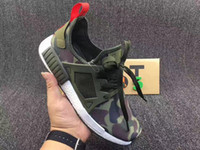 Wholesale Shoe Air Camo - Kids Mens Womens Athletic NMD XR1 Duck Camo Sneakers Running Shoes