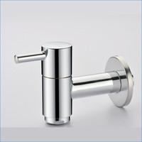 Wholesale Wash Hand Basin Mixer - single cold faucet,mop faucet,Brass Bibcock,washbasin mixer tap,wall mounted basin mixer,J14146
