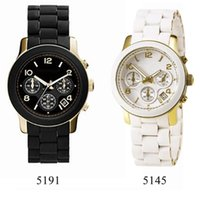 Wholesale Valentine Mechanical - 2018 New Chronograph Mens And Women Watch With Box And Certificate 5145 5191 Couple Valentine Christmas Gift