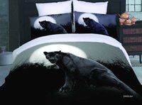 black king coverlet - Hot Reactive printed d bedding set cotton queen king size bedclothes duvet cover red black rose coverlet bed linen d TC