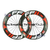 Wholesale Oem Road Bike Wheel Rims - OEM Road Bike Rims Lowest Price 700CC 90MM Road Bike Wheels Factory Direct Sell Road Bike Carbon Wheelset Rim K5