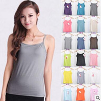 Wholesale Cheap Camis Tank Tops - Women Tank Tops Fashion For Work Cheap Spaghetti Strap Tanks Camis Bodybuilding Equipment Fitness Women Tank Top Vest Sports Clothes 00173