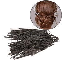 Wholesale barrettes invisible for sale - Group buy 235pcs Women Black Invisible Hair Pins Clips Hair Clips U shaped Hairpin Barrette Pin Salon Hairdressing Styling Tools