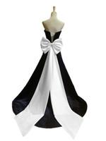 arcos de moda hechos a mano al por mayor-Moda hecho a mano lazo de satén largo largo nupcial cinturón Stock baratos vestidos de boda marcos con accesorio de la boda de la cinta envío gratis